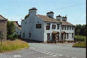 Derby Arms at Witherslack