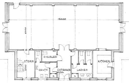 Heron Hall Plans